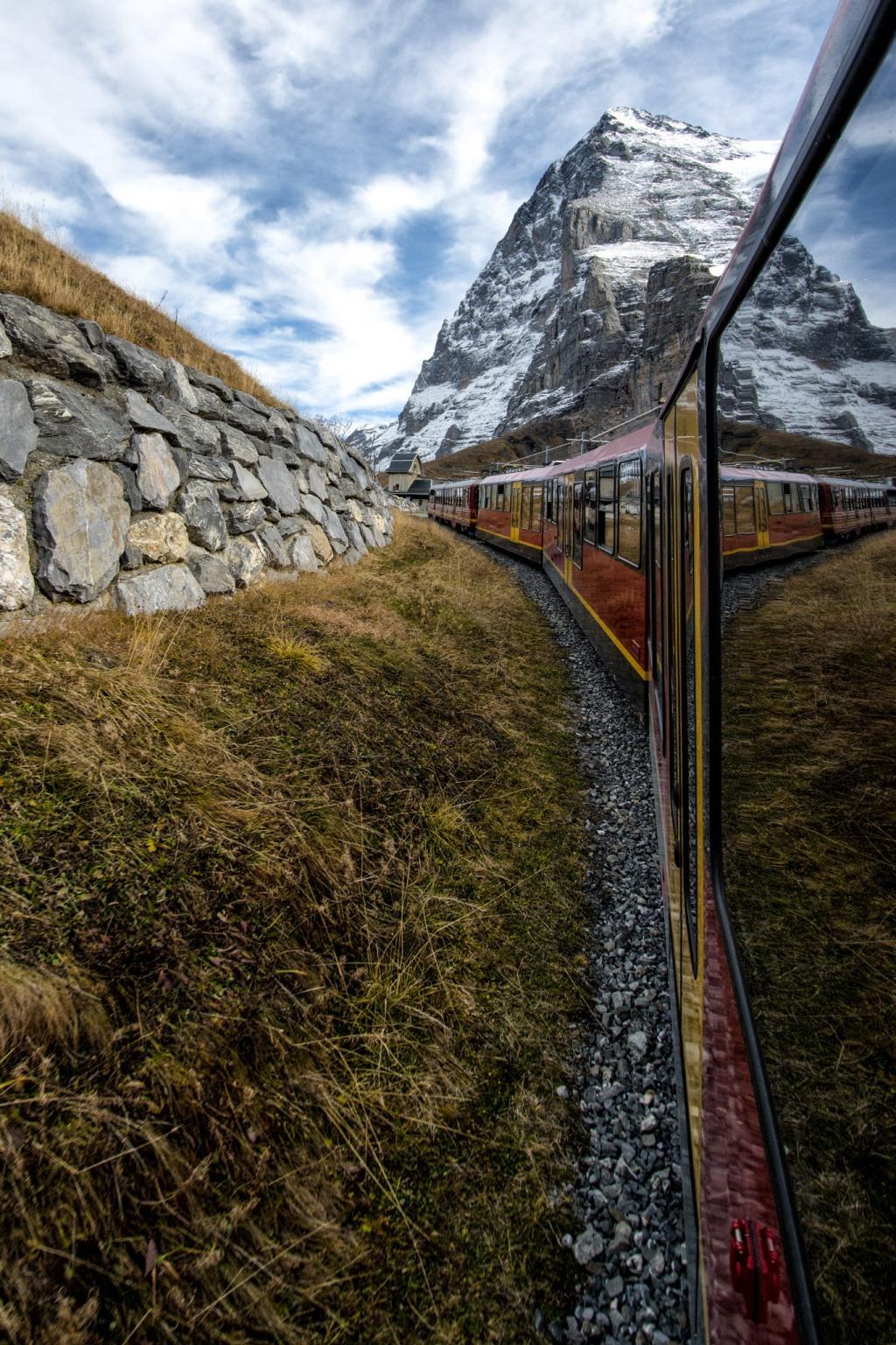 Switzerland: Jungfraujoch | Another Header